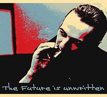 Joe Strummer - The Future Is Unwritten by FreakMonkey