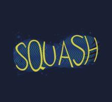Squash Kids Tee