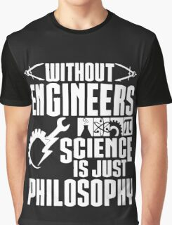 ENGINEERS Graphic T-Shirt