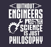 ENGINEERS Unisex T-Shirt