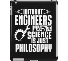 ENGINEERS iPad Case/Skin