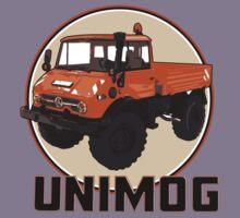 UNIMOG Kids Clothes
