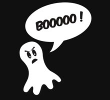 Booooo ! Ghost by WAMTEES