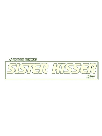 Sister Kisser by moali