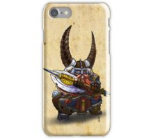 The Dwarf_Past iPhone Case/Skin