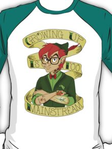 Growing Up is Too Mainstream T-Shirt