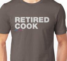 Retired Cook Unisex T-Shirt