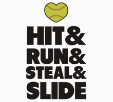 Hit & Run & Steal & Slide by Look Human