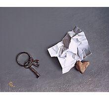 """Broken promise - 2"" Photographic Print"