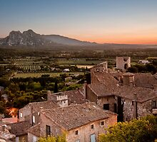 Provence at dusk by TheQuietCinema