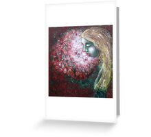 I am a flower too... Greeting Card