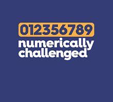 Numerically Challenged Unisex T-Shirt