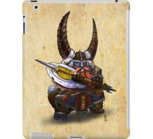 The Dwarf_Past iPad Case/Skin