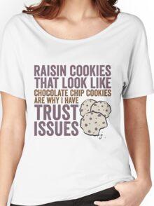Raisin Cookies Women's Relaxed Fit T-Shirt