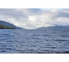 Loch Ness from Dores Photographic Print