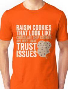 Raisin Cookies Unisex T-Shirt