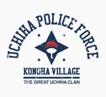 Uchiha police force One Piece - Long Sleeve