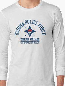 Uchiha police force Long Sleeve T-Shirt