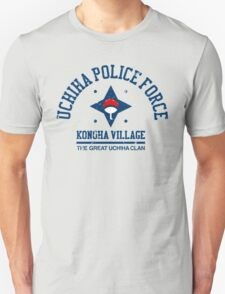 Uchiha police force T-Shirt