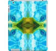 Abundant Life - Pattern Art by Sharon Cummings iPad Case/Skin