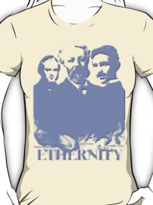 Ethernity in blue T-Shirt