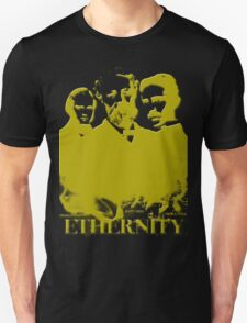Ethernity in gold Unisex T-Shirt