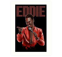 Eddie Murphy - Delirious Art Print