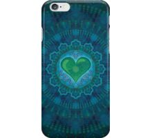 Psychedelic Love Beam iPhone Case/Skin