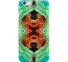 Soul Symphony - Abstract Art By Sharon Cummings iPhone Case/Skin