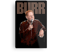 Bill Burr - Comic Timing Metal Print