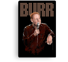Bill Burr - Comic Timing Canvas Print