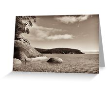 wilsons promontory landscape 1 Greeting Card