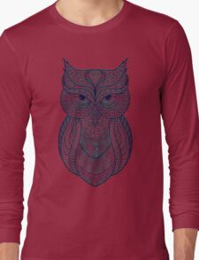 The sign of the Owl Long Sleeve T-Shirt