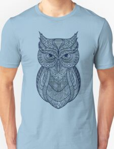 The sign of the Owl Unisex T-Shirt