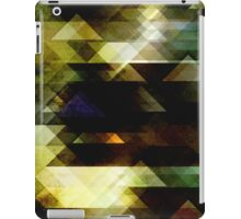 Mossy Green Abstract iPad Case/Skin