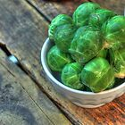 Brussels Sprouts by Jimmy Ostgard