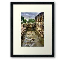Dunfermline Abbey Refectory Framed Print