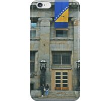 Bosnia and Herzegovina iPhone Case/Skin