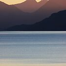 Cuillin Sunset 2 by beavo