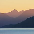 Cuillin Sunset 3 by beavo