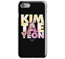 Girls' Generation (SNSD) Taeyeon 'Party' iPhone Case/Skin