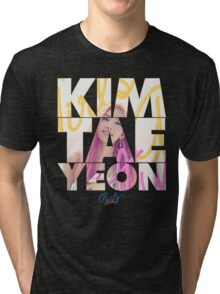Girls' Generation (SNSD) Taeyeon 'Party' Tri-blend T-Shirt