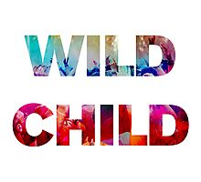 Wild Child Photographic Print