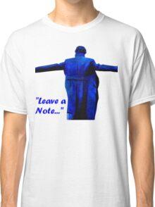 Leave a Note.. (Sherlock) Classic T-Shirt
