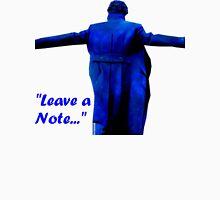 Leave a Note.. (Sherlock) Unisex T-Shirt