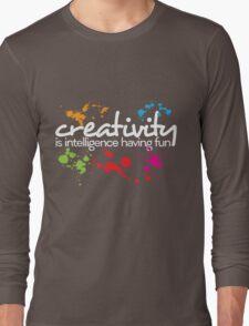 Creativity Long Sleeve T-Shirt