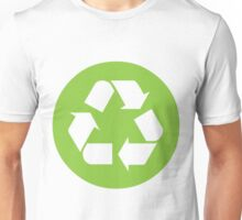 Recycling Unisex T-Shirt