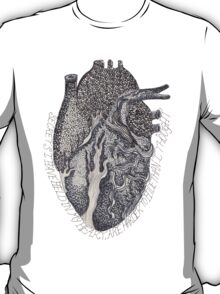 'Secrets I Have Held In My Heart'  T-Shirt