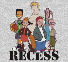 recess by Darrencosgrove