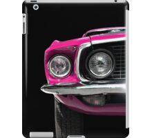 Only pink iPad Case/Skin